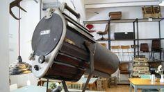 Der Retrosalon, Köln. Shabby Chic, Industrie Design, Retro, Vintage.