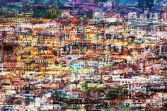 Ce projet pourrait s'intituler « Rome: avant et après », mais pour le moment il n'a pas de nom. Son créateur, le photographe Kowalski, a un besoin constant de montrer les évolutions qui nous entourent. À travers ce projet, il montre comment la ville de Rome a changé au fil des décennies et comment elle est devenue une métropole très dense et complexe. Pour cela, chaque image est composée de 3 à 5 photographies prises à différents moments et représentant les différentes périodes…