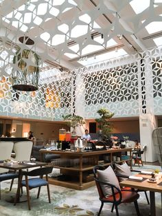 Mandarin Oriental, Barcelona's BistrEau restaurant features seafood dishes by Angel Leon