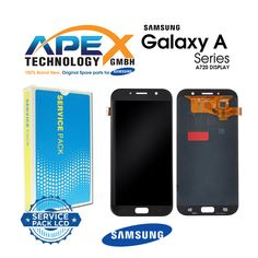 Samsung Galaxy Lcd Brown Gold Display Spare Parts Galaxy Note 5, Galaxy S7, Samsung Galaxy S5, E 500, Tablet Phone, Display Screen, Spare Parts, Austria, Packing
