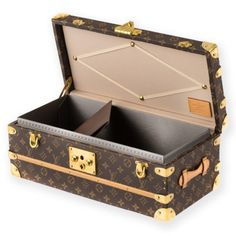 Louis Vuitton Monogram Flower Trunk - Louis Vuitton - Brands - Vintage Luggage Company