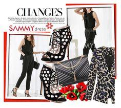 """Sammydress 44"" by danijela-3 ❤ liked on Polyvore featuring moda, women's clothing, women, female, woman, misses, juniors, MustHave, sammydress i winteredition"