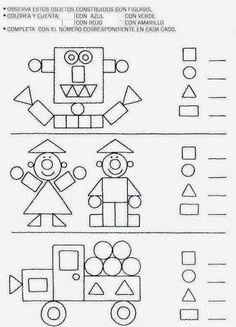 Atividades Escolares Lúdicas: Atividades para estimular o raciocínio e alguns pré requisitos necessários à alfabetização