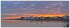 Sunset, Deal, Kent. | Wineybrett's Photo Blog