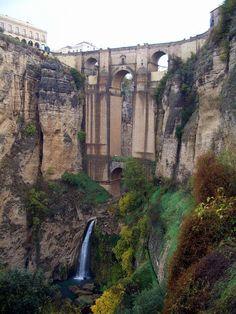 The Puente Nuevo ~ Ronda, Spain