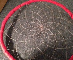 Have you ever wanted to make a dream catcher but don't know how? Although it may seem challenging, it is actually quite easy! This tutorial will walk you through the basics of making a dream catcher, however this specific project it on a much larger scale. Using a hula hoop as the base ring, you can surely dream big! Additional edits to the finishing details may be posted at a later date.