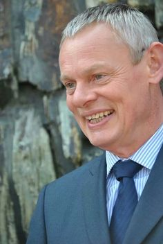 Can't get enough Martin Clunes.