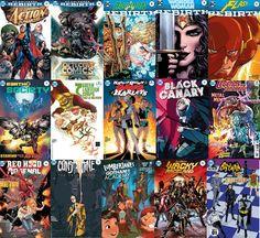 Weird Science DC Comics: Weird Science DC Comics Podcast Ep 75: Rebirth #1'...