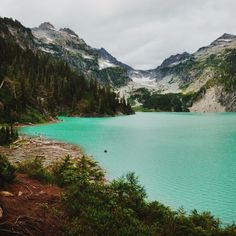 Blanca Lake, Snohomish County, Washington - No filter. Welcome to...
