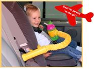 Give your baby best comfort over travel, use the Mother's 3rdARM for your kid care.  See at : http://mothersthirdarm.com