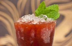 Stormy Mai Tai 1½ oz Angostura Aromatic bitters 1 oz lime juice ¾ oz orgeat syrup ¾ oz curaçao ½ oz light rum