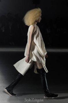 RICK OWENS F/W16 – PARIS fashion Mar 4, 2016 | Patrick LaDuke