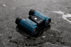 Lornetka wodoodporna Olympus serii RC II WP http://bit.ly/8x21_RC_II_WP