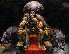 conan the barbarian art - Google Search