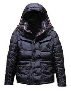 Moncler Millais Jacken Herren Kragen Mode Schwarz Moncler Jacket Mens,  Women s Jackets, Winter Jackets ff09bb37501