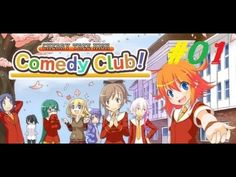 Cherry Tree High Comedy Club - The story begins [S02E01]
