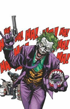 BATMAN #23.1: THE JOKER Written by ANDY KUBERT Art by ANDY CLARKE 3-D motion cover by JASON FABOK On sale SEPTEMBER 4 • 32 pg, FC, $3.99 US • RATED T The Joker has FOREVER been the face of EVIL in the DC Universe…but what led him on this devious path of treachery? Andy Kubert pens this early adventure showcasing the maniacal exploits of the Crown Prince of Gotham—The JOKER!