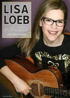 Lisa... Lisa Loeb, Glasses Frames, Eye Glasses, Her Music, Pretty Woman, Eyewear, Photoshoot, Costco, How To Wear