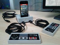 gamedock (kickstarter) #Geek #iOS #VideoGames