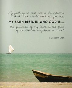 My faith rests in who God is…- Set Apart Girl Online Magazine {Jan-Feb 2014}