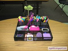 Finding Joy in Fifth 25th Day... Good-bye Teacher's Desk and a Giveaway!