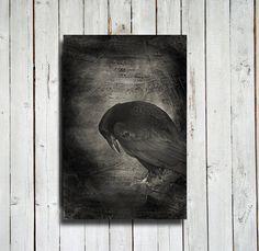 The Raven Gothic decor