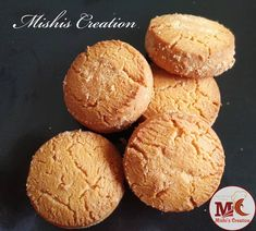 Eggless Butter Cookies Recipe, Eggless Cookie Recipes, Eggless Baking, Coconut Cookies, Milk Recipes, Healthy Cookies, Baking Recipes, Indian Sweets, Indian Snacks