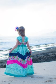 Annabelle Dress Pattern for Sewing
