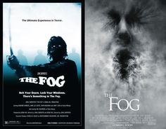 Classic horror movie posters compared to their modern day remakes : theCHIVE