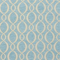The K4890 upholstery fabric by KOVI Fabrics features Contemporary, Small Scale pattern and Aqua or Teal, Light Blue, White or Off-White as its colors. It is a Chenille type of upholstery fabric and it is made of 100% Woven Polyester material. It is rated Exceeds 35,000 Double Rubs (Heavy Duty) which makes this upholstery fabric ideal for residential, commercial and hospitality upholstery projects. This upholstery fabric is 54 inches wide and is sold by  yard in 0.25 yard increments or by…