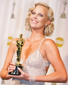 Oscar winner Charlize Theron (2003) Monster