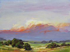 Image result for impressionist painting landscape rural
