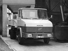 '1967-1974 Henschel H112/111K Kipper