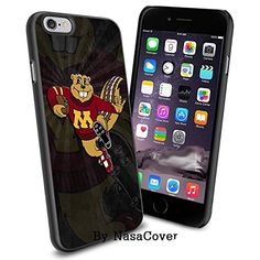 NCAA University sport Minnesota Golden Gophers , Cool iPhone 6 Smartphone Case Cover Collector iPhone TPU Rubber Case Black [By NasaCover] NasaCover http://www.amazon.com/dp/B0140NBXKI/ref=cm_sw_r_pi_dp_Taf3vb0YTH837