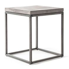 Perspective Side Table