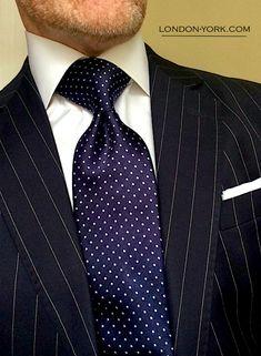 mens ties and accessories Dapper Gentleman, Modern Gentleman, Gentleman Style, Suit Fashion, Mens Fashion, Pinstripe Suit, Elegant Man, Burberry Men, Gucci Men