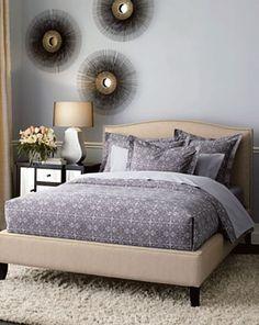 shag rug in bedroom