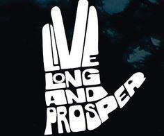 Star Trek: Live Long And Prosper