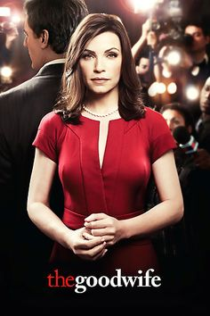 CBS - The Good Wife starring Julianna Margulies and Archie Punjabi