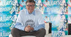 Songazine: Pourquoi Bill Gates est resté 3h aux Solidays