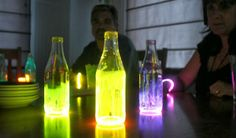 Ideas con Botellas
