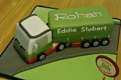 Eddie Stobart  Cake by SOH