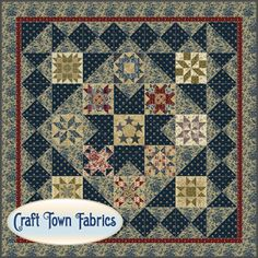 Generals Wives Block of the Month