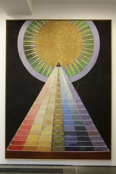 Slideshow:Hilma af Klint: Painting the Unseen at Serpentine Galleries by Nicholas Forrest (image 1) - BLOUIN ARTINFO, The Premier Global Online Destination for Art and Culture | BLOUIN ARTINFO