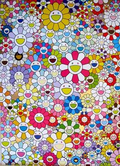Takashi Murakami, 'An Homage to Yves Klein, Multicolor 1960 D,' 2012, Taglialatella Galleries