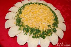 Cobb Salad, Chips, Food And Drink, Vegetables, Recipes, Fiestas, Fine Dining, Salads, Potato Chip