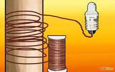 Make a Simple Electric Generator