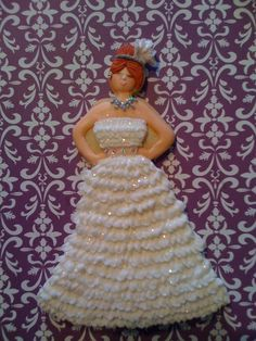 pageant dress cookie by sweet bakery