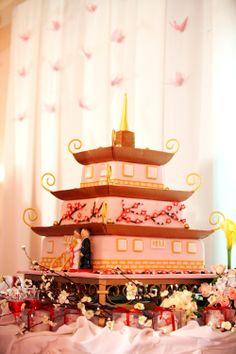 Chinese Wedding cake                                                                                                                                                                                 Más