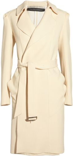Love this: Textured Wool and Silk Coat @Lyst